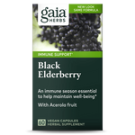 Gaia Herbs Black Elderberry
