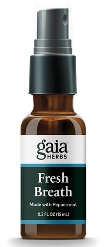 Gaia Herbs Fresh Breath
