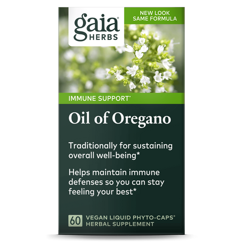 Gaia Herbs Oil of Oregano