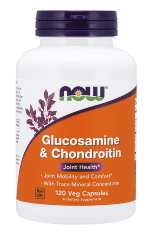 NOW Glucosamine & Chondroitin with Trace Minerals