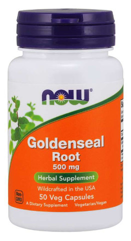 NOW Goldenseal Root