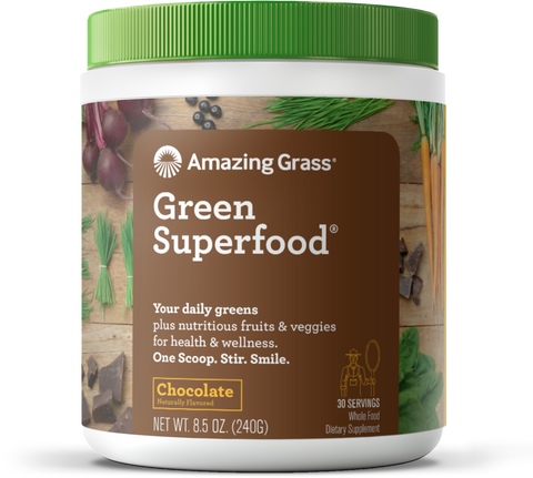 Amazing Grass Green SuperFood - Chocolate
