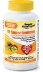 Super Nutrition Super Immune MultiVitamin (Iron Free)