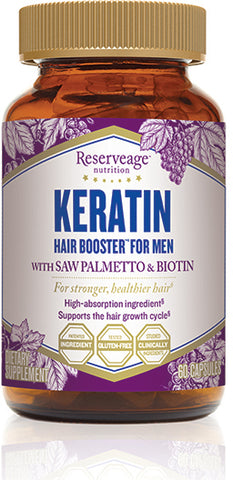 Reserveage Nutrition Keratin Booster for Men