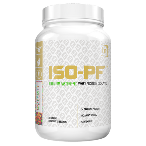 Inspired Nutraceuticals ISO-PF