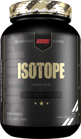 REDCON1 Isotope 100% Whey Isolate