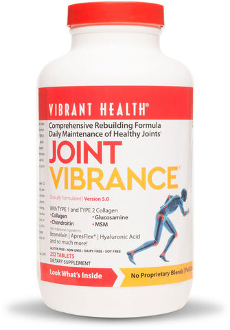 Vibrant Health Joint Vibrance Tablets