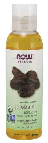 NOW Solutions Jojoba Oil, Organic