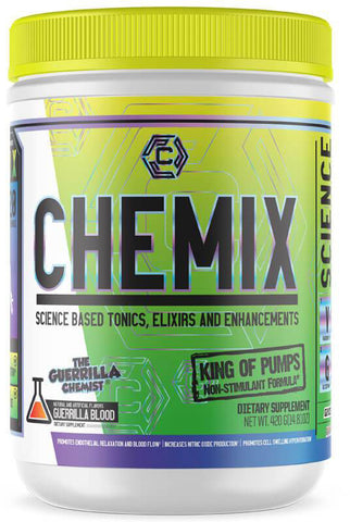 Chemix King of Pumps Science-Based Pump Formula