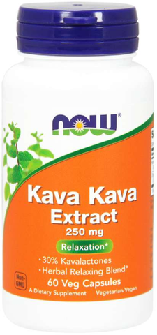 NOW Kava Kava 250 mg