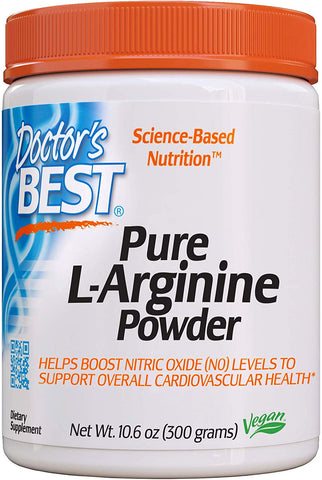 Doctor's Best Pure L-Arginine Powder