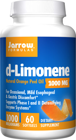 Jarrow Formulas d-Limonene (Natural Orange Peel Oil)