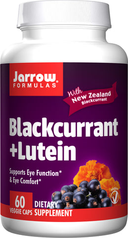 Jarrow Formulas Blackcurrant + Lutein