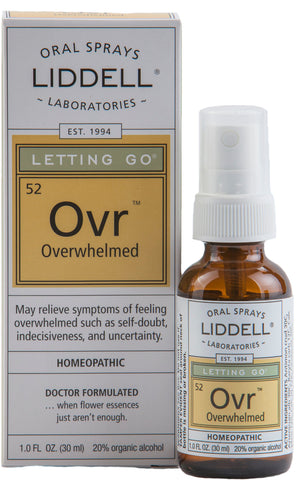 Liddell Laboratories Letting Go - Overwhelmed (Ovr)