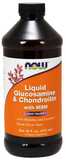 NOW Liquid Glucosamine & Chondroitin with MSM