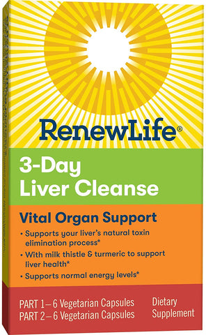 RenewLife 3-Day Liver Cleanse