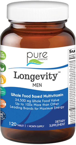 Pure Essence Longevity Men