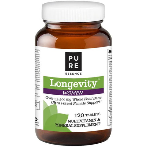 Pure Essence Labs Longevity Women