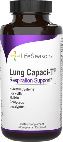 LifeSeasons Lung Capaci-T SALE