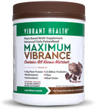 Vibrant Health Maximum Vibrance - Chocolate Chunk