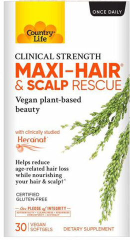 Country Life Maxi-Hair & Scalp Rescue