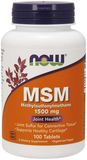NOW MSM 1500 mg