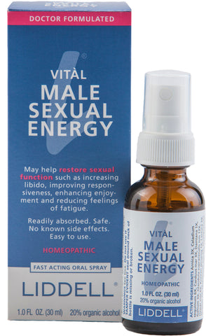 Liddell Laboratories VITAL Male Sexual Energy