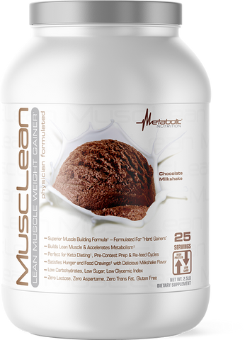 Metabolic Nutrition MuscLean
