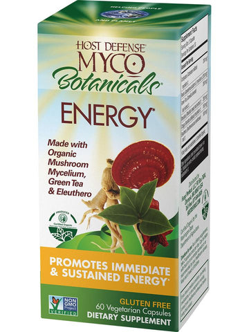 Host Defense MycoBotanicals Energy