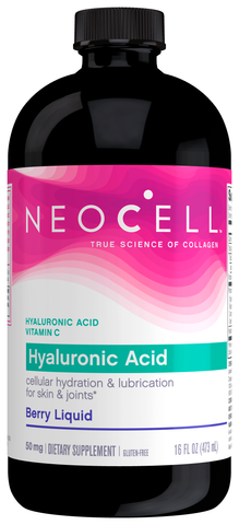 NeoCell Hyaluronic Acid Berry Liquid