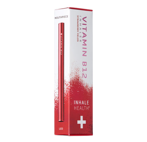 Inhale Health Vitamin B12 Inhaler - Strawberry Fields