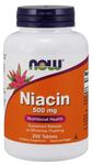 NOW Niacin Timed Release 500 mg