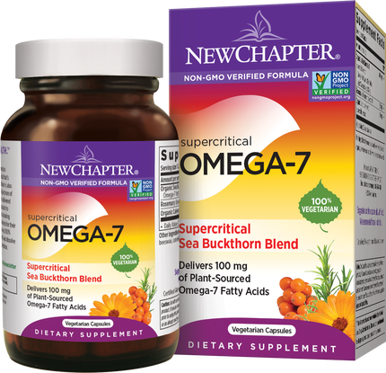 New Chapter Supercritical Omega-7