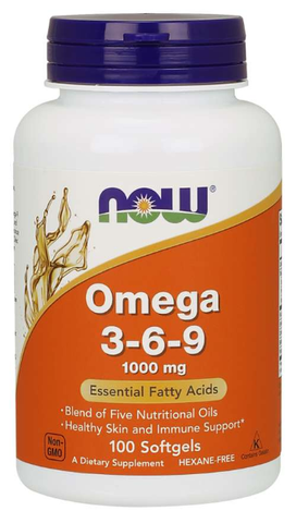 NOW Omega 3-6-9