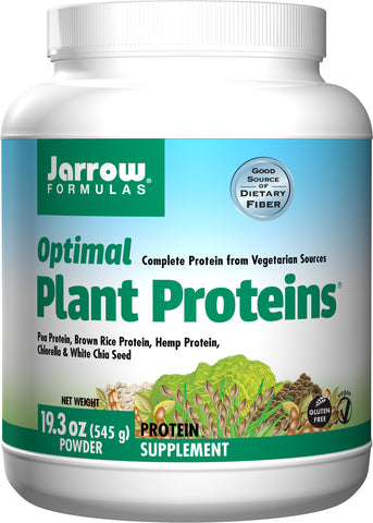 Jarrow Formulas Optimal Plant Proteins