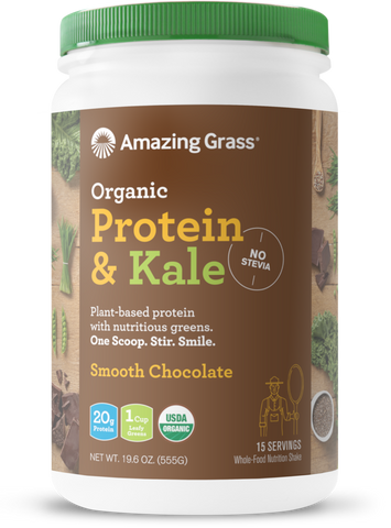 Amazing Grass Protein & Kale