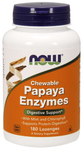 NOW Papaya Enzyme (Chewable)