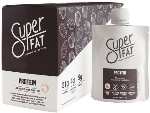 SuperFat Protein Nut Butter