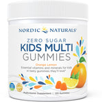 Nordic Naturals Zero Sugar Kids Multi Gummies