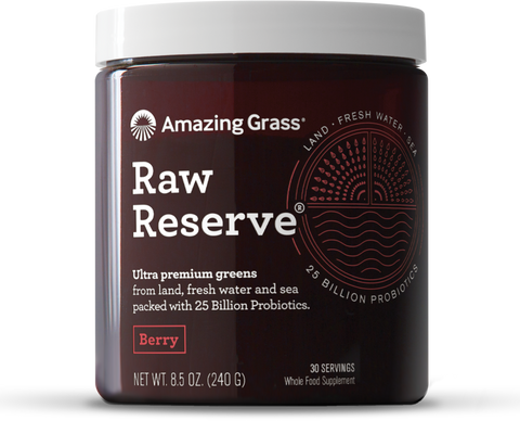 Amazing Grass Raw Reserve - Berry