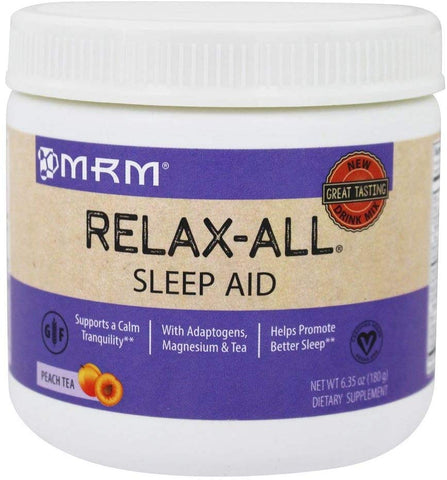 MRM Relax-ALL Powder - Peach Tea