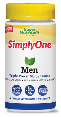 Super Nutrition Simply One Men