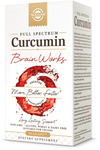 Solgar Full Spectrum Curcumin Brain Works