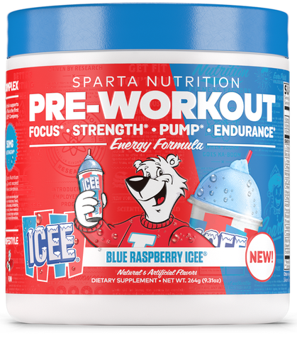 Sparta Nutrition Pre-Workout