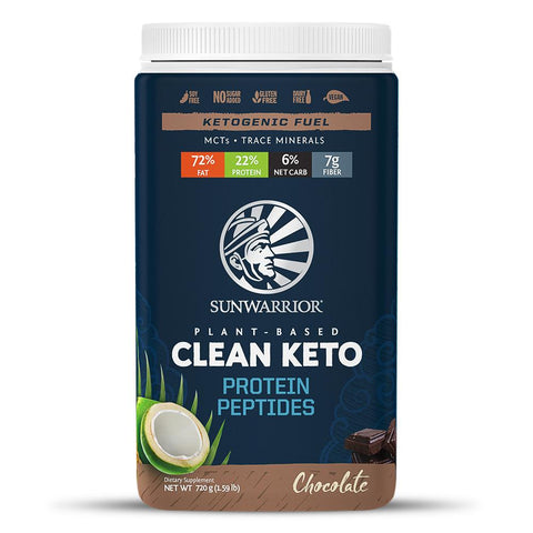 Sunwarrior Keto Clean