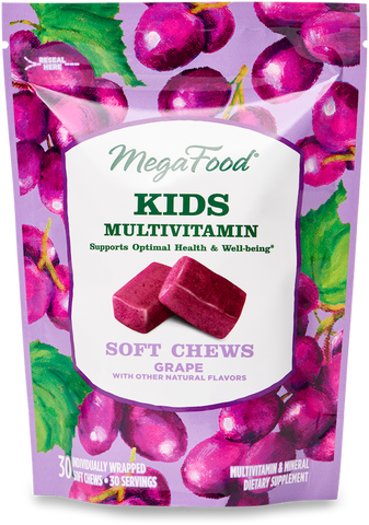 MegaFood Kids Multivitamin Soft Chews
