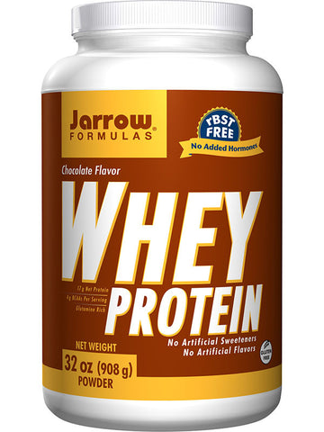 Jarrow Formulas 100% Natural Whey Protein - Caribbean Chocolate