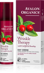 Avalon Organics Wrinkle Therapy with CoQ10 & Rosehip Day Creme