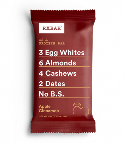 RXBAR - Apple Cinnamon