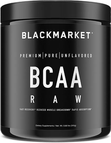 Blackmarket Labs RAW BCAA